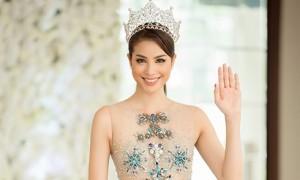 Phạm Hương quyền lực làm host 'Tôi là Hoa hậu Hoàn vũ Việt Nam'