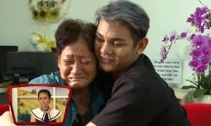 Mẹ Sơn Ngọc Minh khóc nức nở khi con trai công khai giới tính