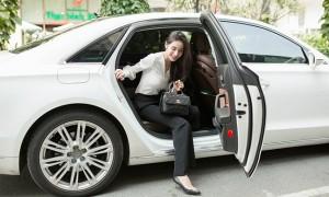 Thuỷ Tiên chi 1 triệu USD lập công ty, làm tổng giám đốc