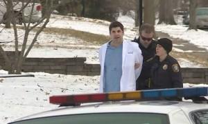 Bác sĩ bị bắt do say xỉn trước giờ phẫu thuật