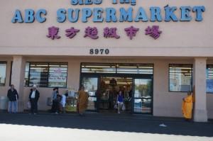 Khu chợ sầm uất của người Việt ở Mỹ