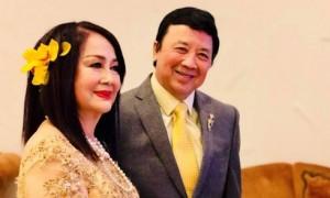 Vợ chồng danh hài Bảo Quốc kỷ niệm 50 năm ngày cưới