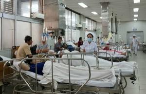 91 người nhập viện cấp cứu sau hỏa hoạn chung cư
