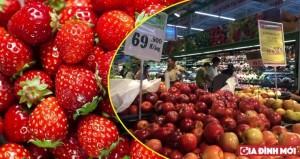 Danh sách 12 loại rau, hoa quả Mỹ nhiều thuốc trừ sâu, số 4 và số 5 được ưa chuộng ở Việt Nam