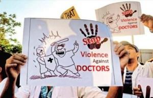 Bác sĩ thế giới đương đầu với nạn hành hung trong bệnh viện