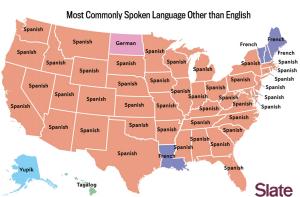 Tiếng Việt phổ biến tại 4 bang của Mỹ sau tiếng Anh và Tây Ban Nha