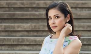 Việt Trinh: 'Tôi nuôi con một mình thấy ổn nên không cần lập gia đình'