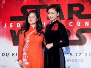 Diễn viên gốc Việt đóng 'Star Wars' xoá sạch Instagram vì bị k.ỳ t.h.ị