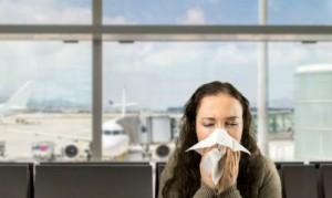 Cách phòng ngừa lây nhiễm cảm cúm trên máy bay