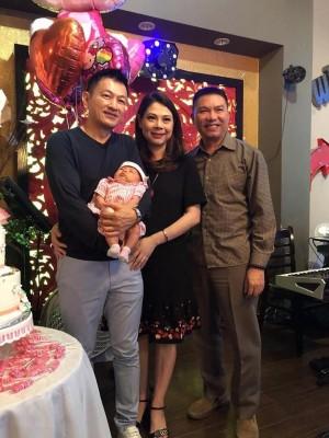 2 tháng sau sinh, Thanh Thảo tiết lộ cuộc sống thật tại Mỹ: 'Khó có bữa cơm ngon trọn vẹn'
