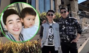 Đan Trường mời học trò Trung Quang tới thăm biệt thự triệu đô ở Mỹ