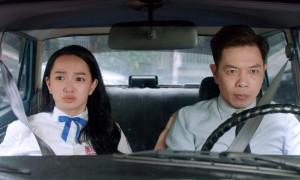 Thái Hòa hóa ông bố 'trẻ con', Kaity Nguyễn làm con gái 'cụ non'