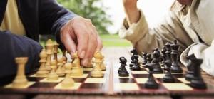 Chơi một ván cờ vua tiêu hao lượng calo bằng một giờ đi bộ
