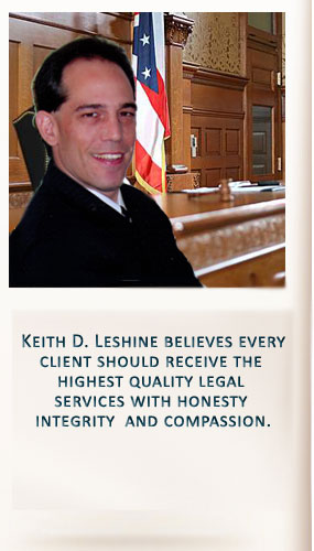 Keith D. Leshine Văn Phòng Luật Sư