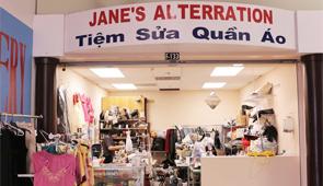 Jane's Alteration